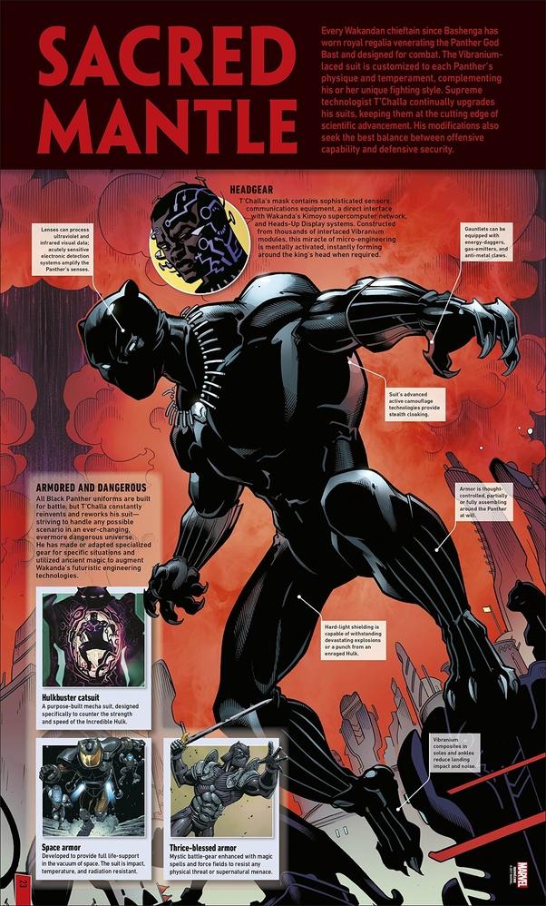 Is Tony Stark's nanobot suit in Avengers: Infinity War