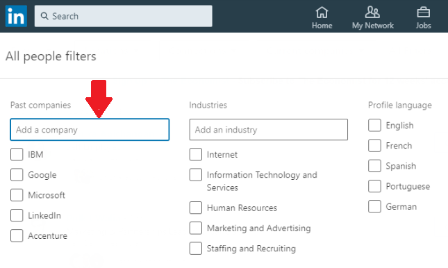 How to find a list of former employees at a specific company - Quora