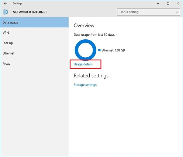 How to check 'Daily Data Usage' in Windows 10 - Quora