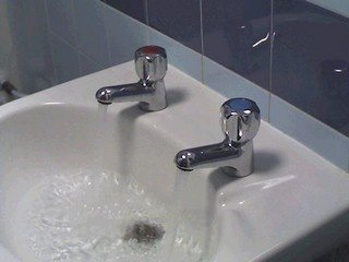 Kitchen Sink No Water Coming Out • Kitchen Sink | no hot water pressure in  bathroom