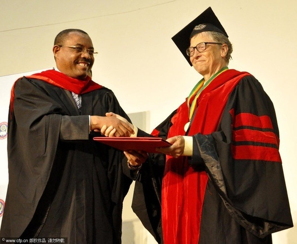 what are bill gate u0026 39 s educational qualifications