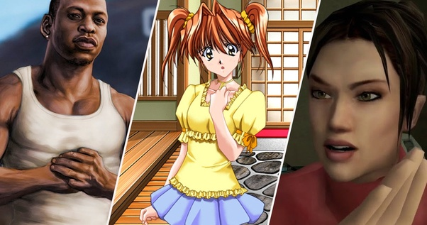 Which video games have the strongest sexual content? - Quora