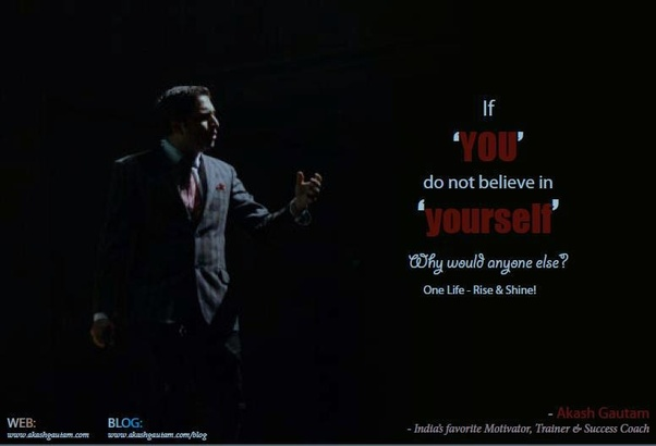 Who is the best motivational speaker of India at present