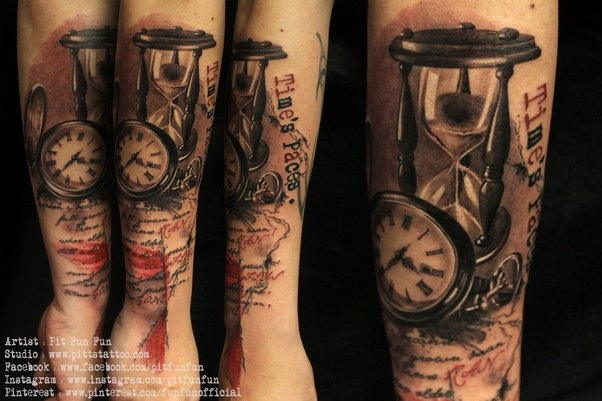 What do you suggest for left forearm tattoo? - Quora