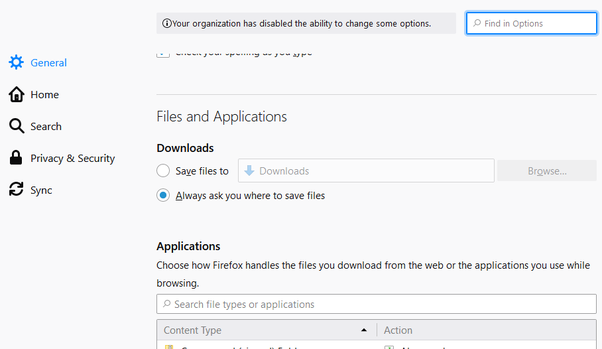 How to change the download path in Mozilla Firefox - Quora