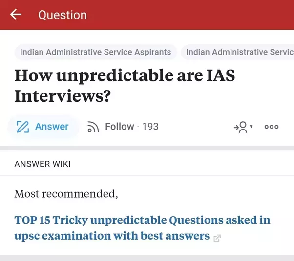 Yet The Overall Interview Experience Is Very Interesting Because You Are  Required To Think About Things You Have Done In Your ...