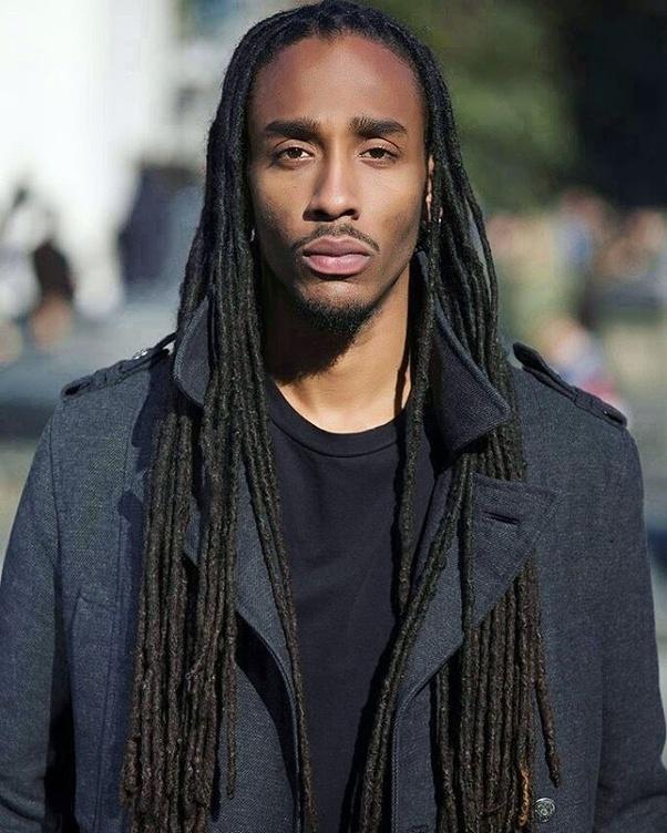why do guys like long hair