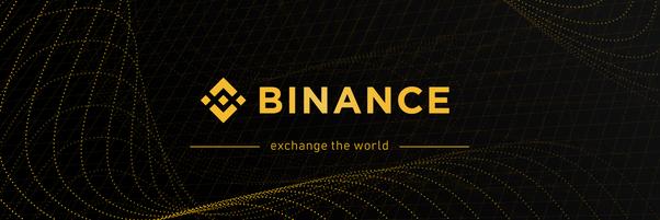 Exchange binance has launched