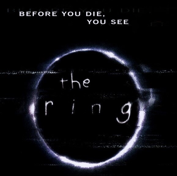 What's the best horror film that you've seen in which not a drop of