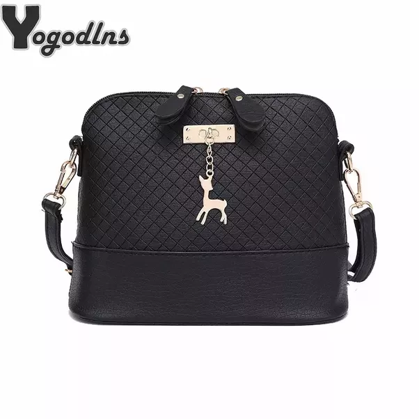 2017 Women Messenger Bags Fashion Mini Bag With Deer Toy S Shape Shoulder Free Shipping