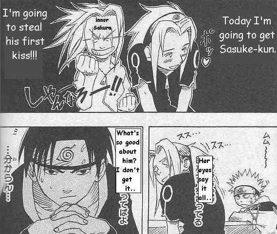 does naruto love sakura quora