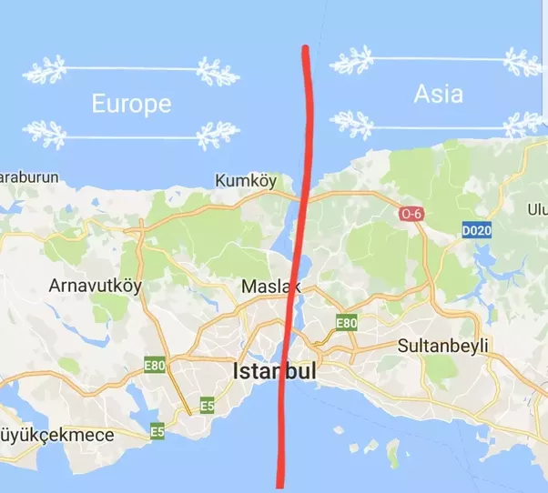 Is turkey in europe or the middle east quora you could say turkey is a transcontinental country both geographically part of europe and asia there are a few transcontinental countries an example gumiabroncs Images