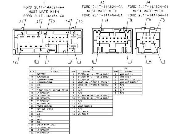ford 500 wire diagram wiring diagrams show  ford 500 radio wiring diagram #10