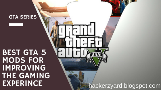 Are there mods for GTA 5? - Quora