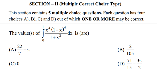 What is the most mind boggling Maths question asked in JEE