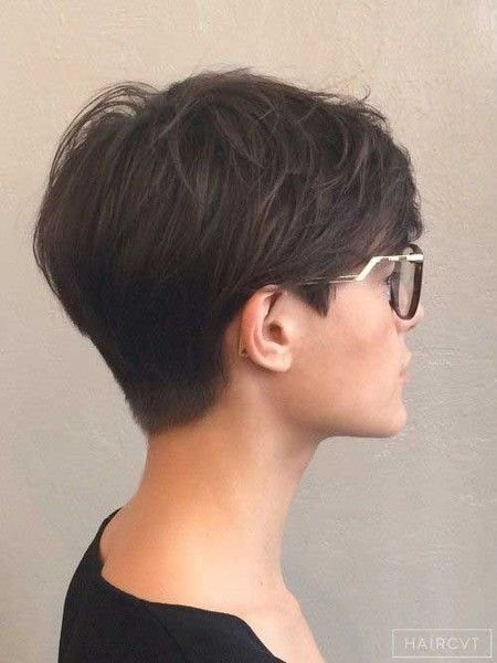 In Female Haircuts How Are Pixie Cut Boy Cut And