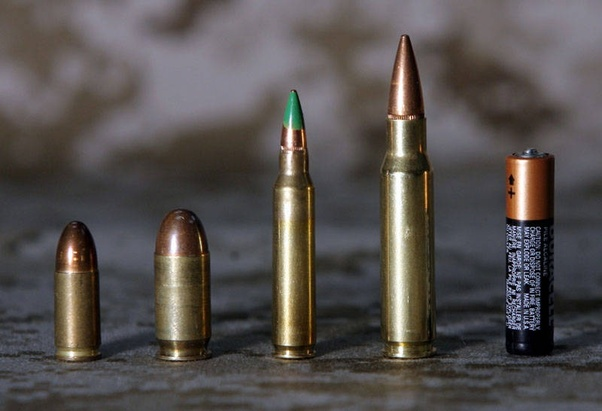 What is so lethal about green tip bullets for rifles? - Quora