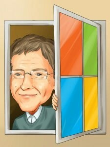 How Is Bill Gates Worth 80 Billion When Microsoft Is Only