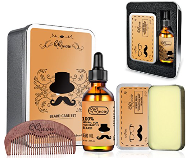grow a beard with natural remedies