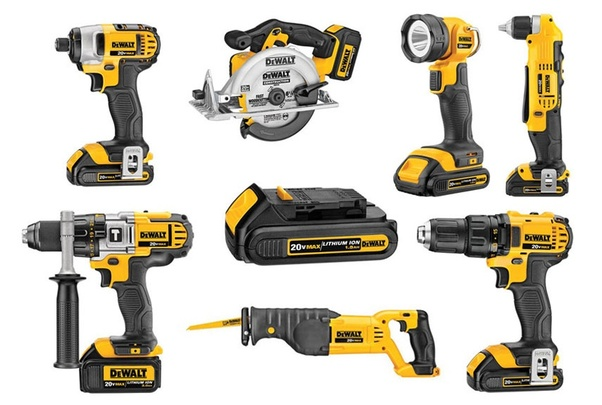 What is a good set of power tools to get: Makita or DeWalt