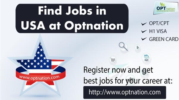 How To Find A Job In Usa Quora