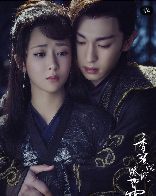 Which Chinese drama is similar to Ten Miles of Peach Blossom