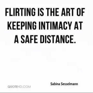 Flirt safe