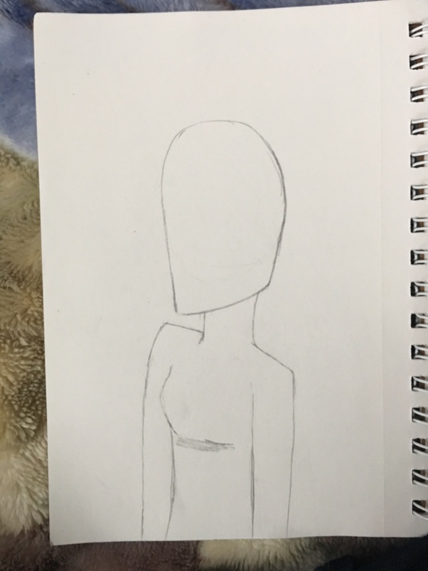 Im Practicing Drawing Different Perspectives And I Decided To Draw