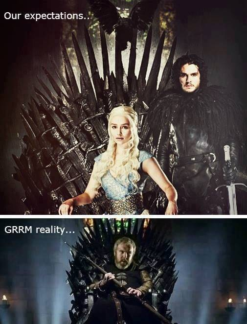 What do you think about the theory that Jon Snow and ...