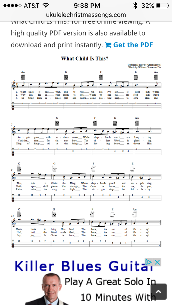What are some easy songs I can learn on my ukulele? I\'m just a ...