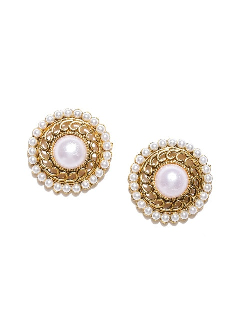 The Best To Artificial Earrings Online According Me Is Myntra As They Have A Wide Range Of Designer And Stylish Compliment Your