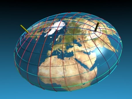 Is the earth egg-shaped? - Quora