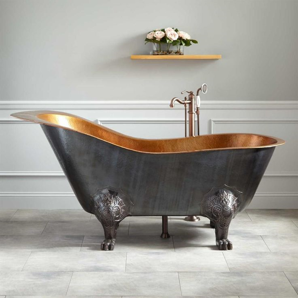 Which One Should I Go For A Steel Bathtub Or An Acrylic