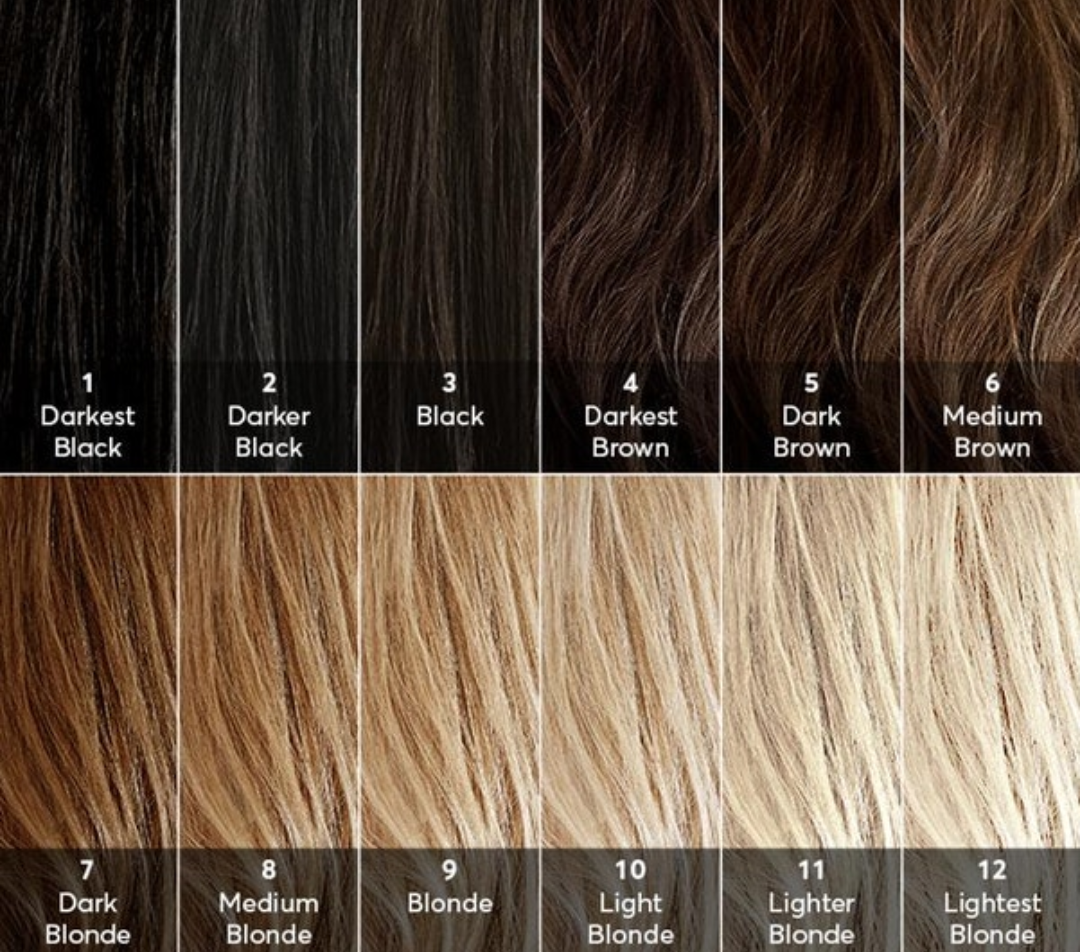 How To Go From Level 8 Bleached Hair To Level 4 Dark Brown
