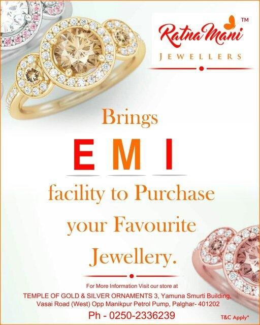 34365e58a44c3 Can I buy jewelry in Bajaj EMI card? - Quora