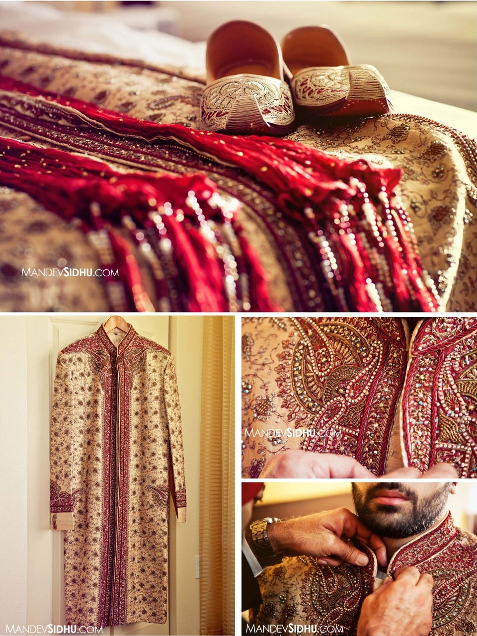 Which is the best place to buy groom wedding dress in hyderabad? - Quora