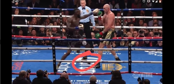How can Deontay Wilder create so much power from his punches, given