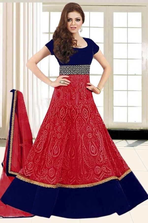 Where can I buy stylish and affordable Anarkali suits? - Quora