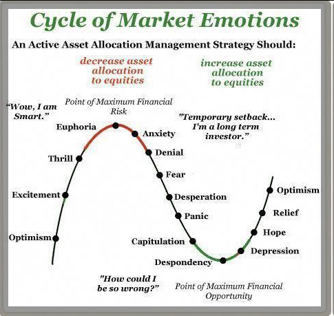 Emotions in forex trading