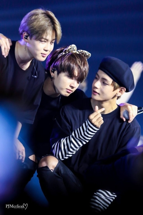 Who is V's best and closest friend, Jimin or Jungkook? - Quora