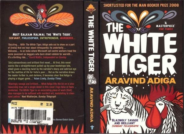 ARAVIND ADIGA WHITE TIGER EBOOK