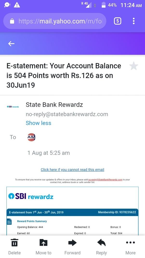 Is State Bank Rewardz genuine? - Quora