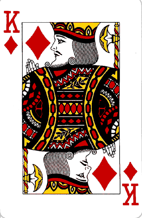 In A Pack Of Cards The Jack And King Are