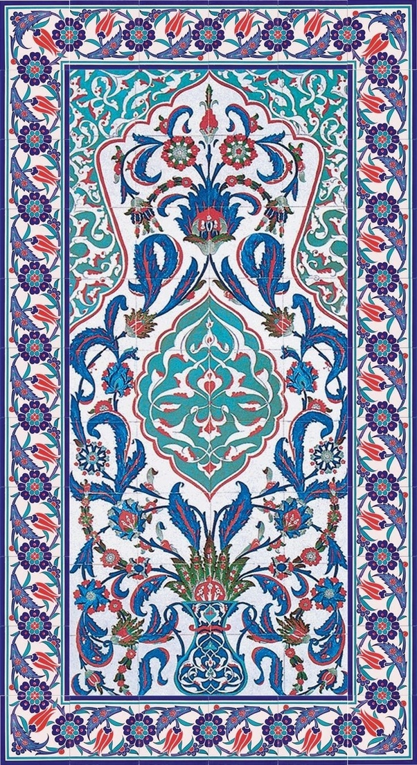 Why does Islamic art not depict living things? - Quora