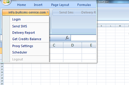 How to send bulk SMS through an Excel sheet - Quora