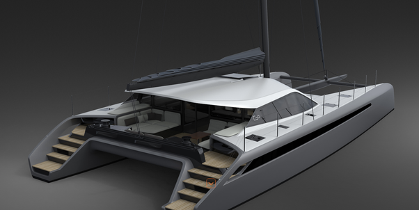In your opinion, what is the best catamaran to sail around