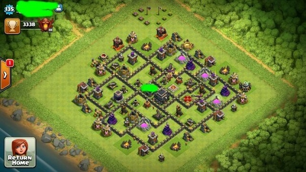 town hall 8.5 war base 2016
