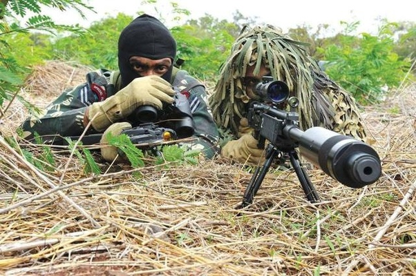 Why aren't Indian Special Forces using silenced assault ...