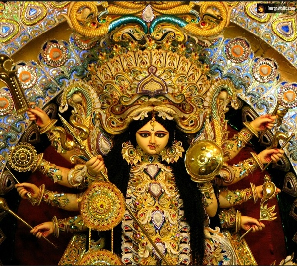 Pictures full hd image of maa durga murti photos