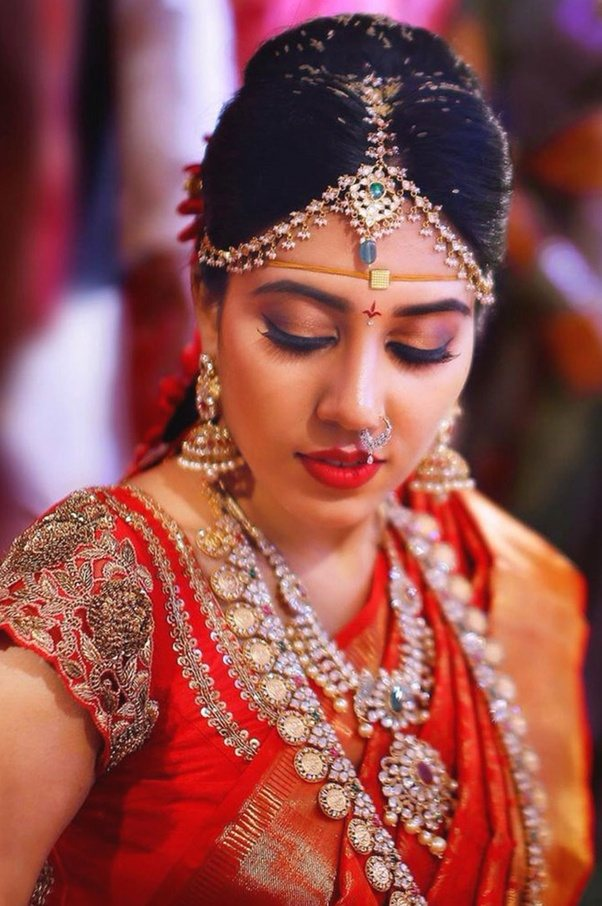 Where in Mumbai can I get the best South Indian bridal makeup? - Quora